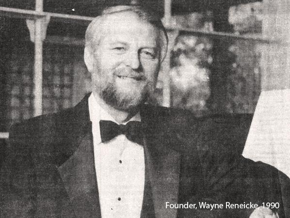 Wayne Reneicke, 1999
