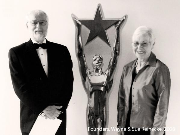 Founders, Wayne & Sue Reinecke