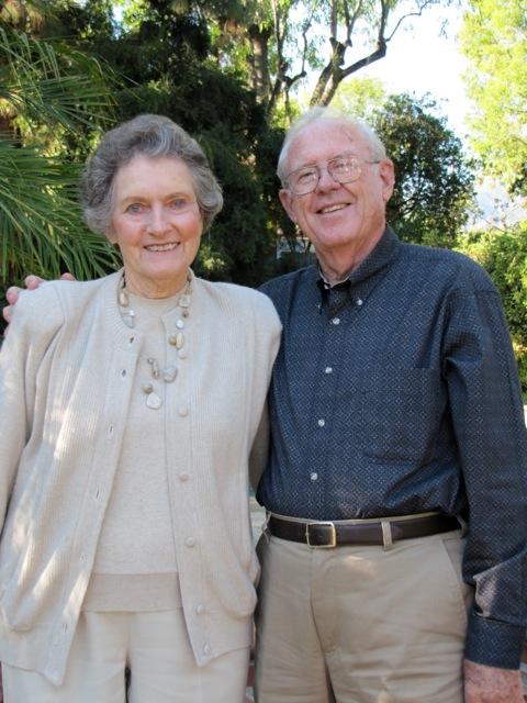Mary & Jack Amringe